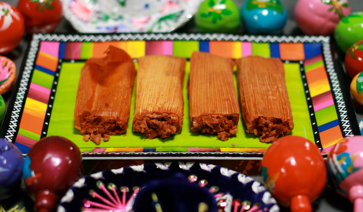 Luther tamales